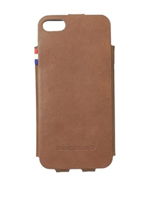 Decoded Bags Men's iPhone 5/5S Leather Frame, Brown, One Size