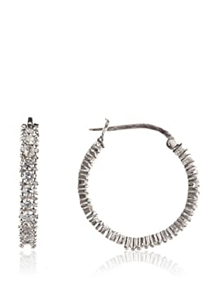 Frida Girl Hoop Earrings