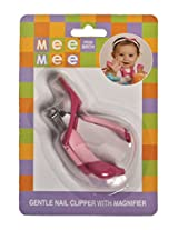 Mee Mee Nail Cutter (Pink)