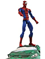Diamond Select Marvel Spider Man Action Figure, Multi Color