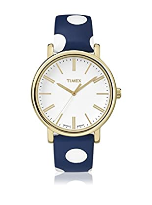 TIMEX Reloj de cuarzo Woman Originals Azul 38 mm