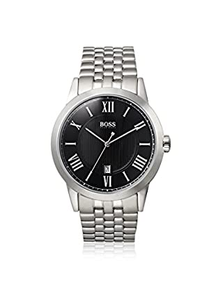 Hugo Boss Men's 1512428 Silver/Black Stainless Steel Watch