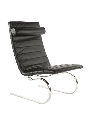 Stilnovo Poul Kj'Rholm Easy Chair, Black