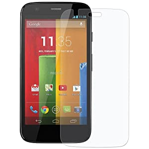 Amzer 96330 Kristal Clear Screen Protector for Motorola Moto G XT1032