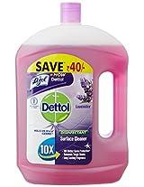 Dettol Disinfectant Floor Cleaner - 2000 ml (Lavender)