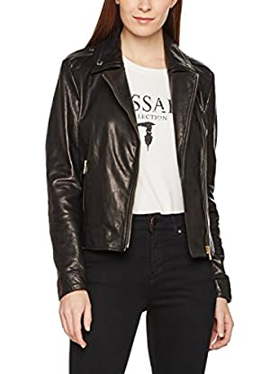 Trussardi Collection Lederjacke