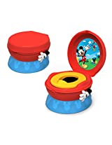 The First Years 3 In 1 Potty System Mickey Mouse Y9909
