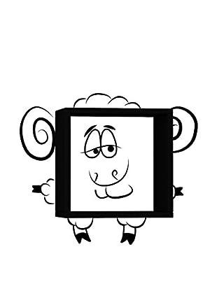 Mobito Design Wandregal Sheep