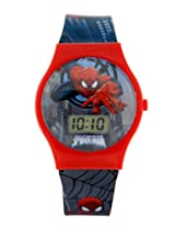 Disney Digital Multi-Colour Dial Boy's Watch - DW100488