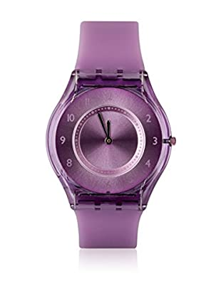 Swatch Quarzuhr Woman PURPLE SOFTNESS SFV107 34.0 mm