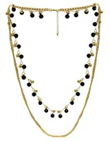 Peora Faux Pearl Necklace (PXN62)