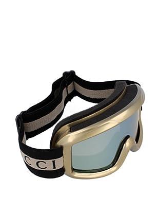 GUCCI MASCHERE Occhiali da Neve Gg 5004/C Gold Dorato