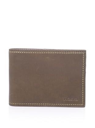 Hlaska Men's 7.1 Leather Wallet (Moss)