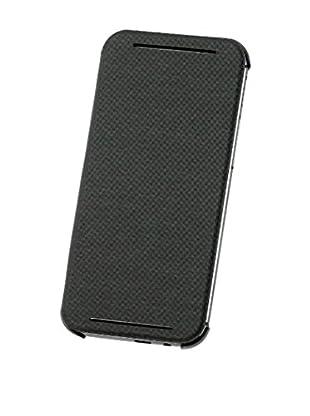 HTC HC V941 Flip - Funda para HTC One (M8) gris