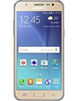 Samsung Galaxy J5 (Gold,8 GB )