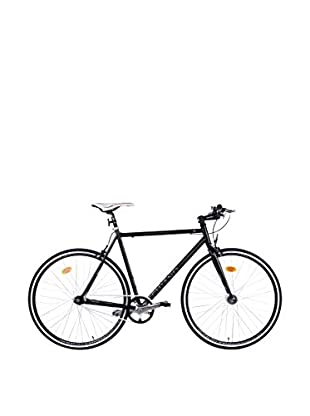 SCHIANO Fahrrad Ff1 Sport Fixed 336 schwarz/rot