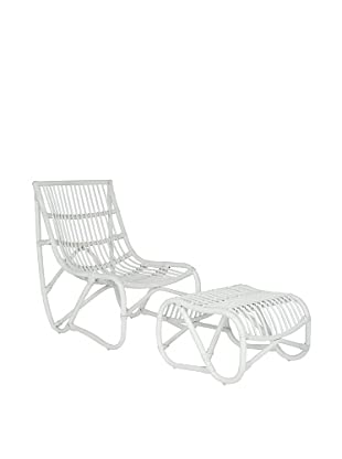 Safavieh Shenandoah Chair, White