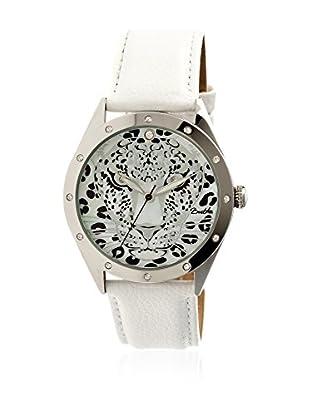 Bertha Uhr mit Japanischem Quarzuhrwerk Alexandra weiß 41 mm