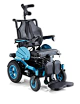 Angel- A Full motorized Standing Wheelchair with Battery- Blue