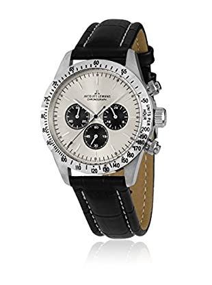 JACQUES LEMANS Quarzuhr Unisex Nostalgie N-1557 40 mm