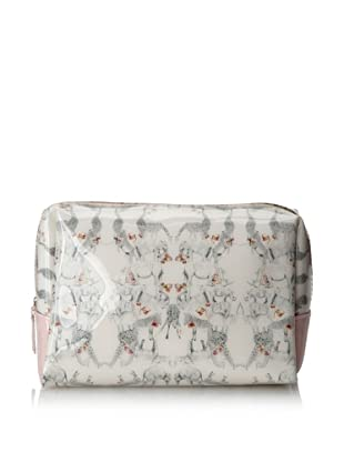 Ted Baker Women's Polona Washbag, Coral, One Size