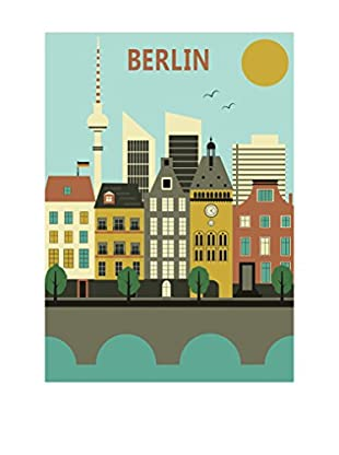 Really Nice Things Leinwandbild Berlin