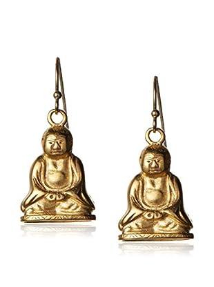 Wendy Mink Buddha Drop Earring