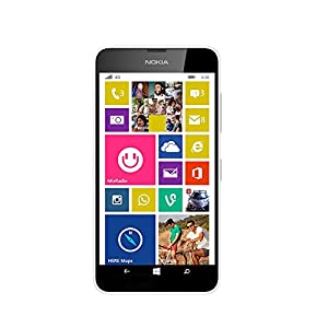 Nokia Lumia 638 (White)