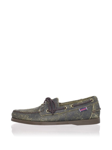 Sebago Men's Docksides Boat Shoe (Moss)