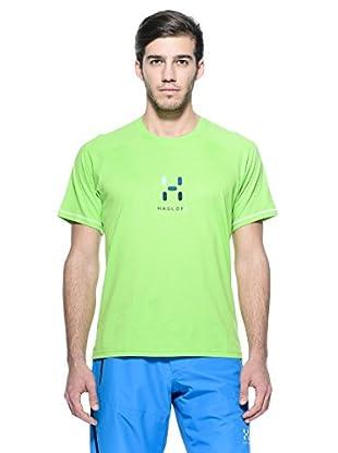 Haglöfs Camiseta Apex Logo