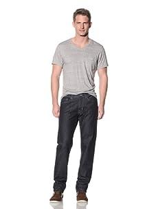 DL 1961 Men's Scott Slim Straight Jean (Deep Indigo)