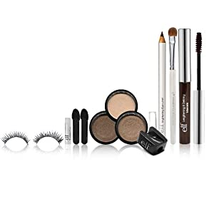 e.l.f. Cosmetics Large Get The Look Set, Browne
