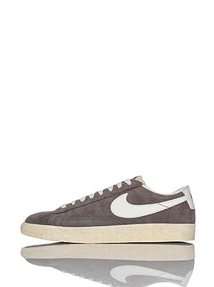 Nike Zapatillas Blazer Vintage (Gris / Blanco)