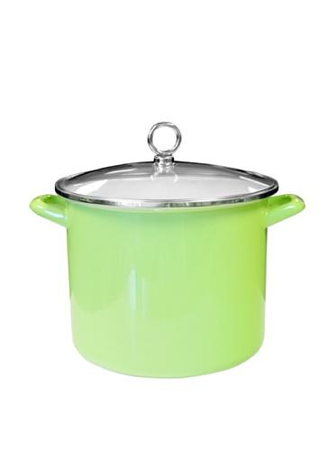 Reston Lloyd Calypso Basics 8-Quart Stock Pot (Lime)