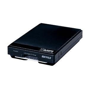 【クリックでお店のこの商品のページへ】BUFFALO W録対応 パソコン用地デジチューナー DT-H55/U2W