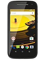 Moto E 2nd Generation (3G, Black)