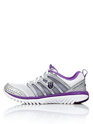 K-Swiss Zapatillas Running Mujer Blade-Light Run (Blanco)
