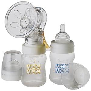 Mee Mee Breast Pump Feeding Bottle Set
