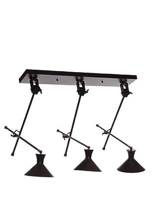 Lámpara de diseño Colgante 3 brazos