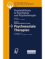 Behandlungsleitlinie Psychosoziale Therapien (Praxisleitlinien in Psychiatrie und Psychotherapie)