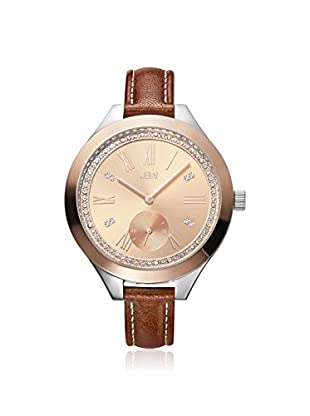 JBW Women's J6309D Aria Brown Leather Watch