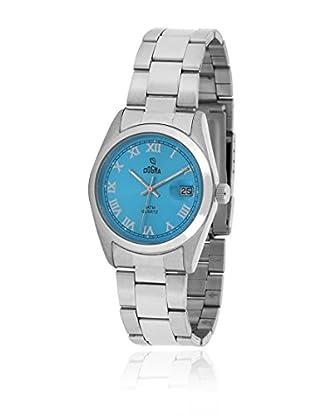 Dogma Uhr mit Schweizer Quarzuhrwerk Dg7043A stahl 35  mm