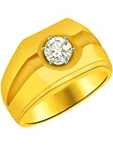 0.25 cts Solitaire Diamond Men's Ring