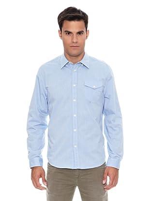 Pepe Jeans London Camisa Patrick (Azul)