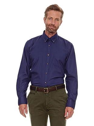 Cortefiel Camisa Liso (CRUDO)