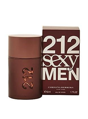 Carolina Herrera Eau de Toilette Herren 212 Sexy 50 ml, Preis/100 gr: 83.9 EUR