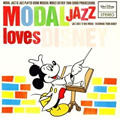 ♪ MODAL JAZZ loves DISNEY。