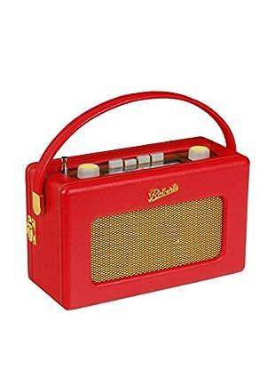 Roberts Radio  Radio Portátil Revival R260 Rojo