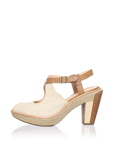 Timberland Women's Marge Platform Sandal (Tan)