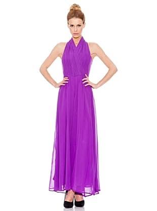 Rare Vestido Cross (Púrpura)